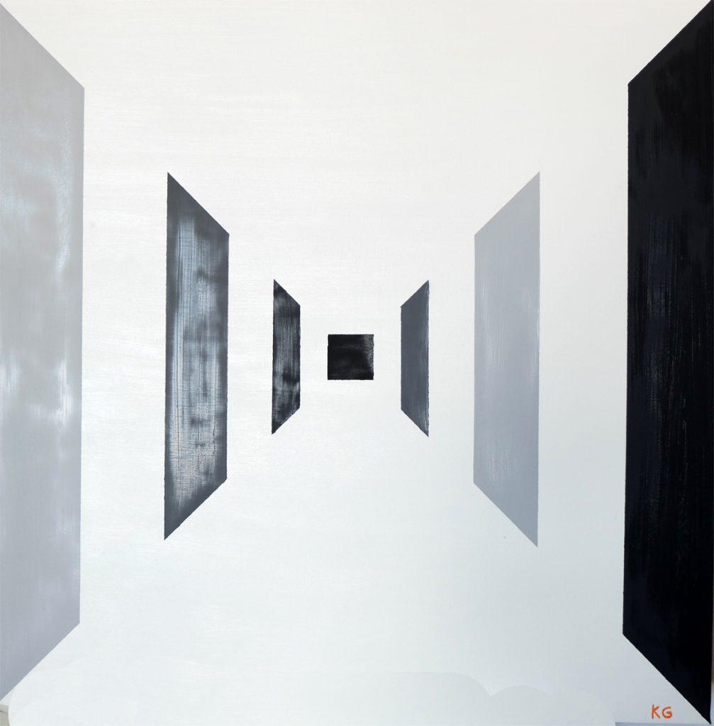 Zeitgenössische Kunst Stuttgart Karlo Grados Konstruktivismus Come on in!