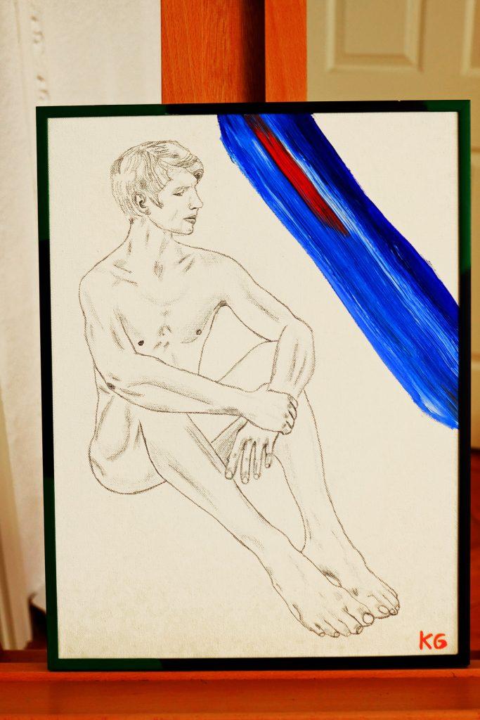 Zeitgenössische Kunst Karlo Grados Stuttgart David Moore Ballett