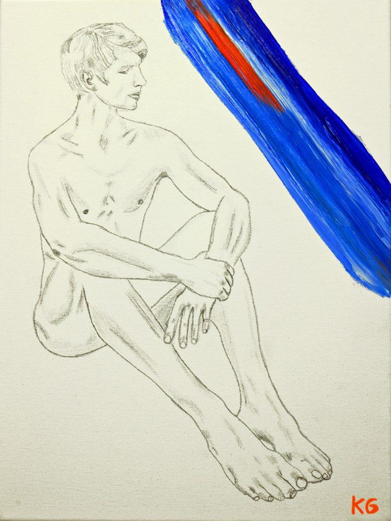 Zeitgenössische Kunst Stuttgart Karlo Grados Bleistift David Moore Stuttgarter Ballett contemporary art