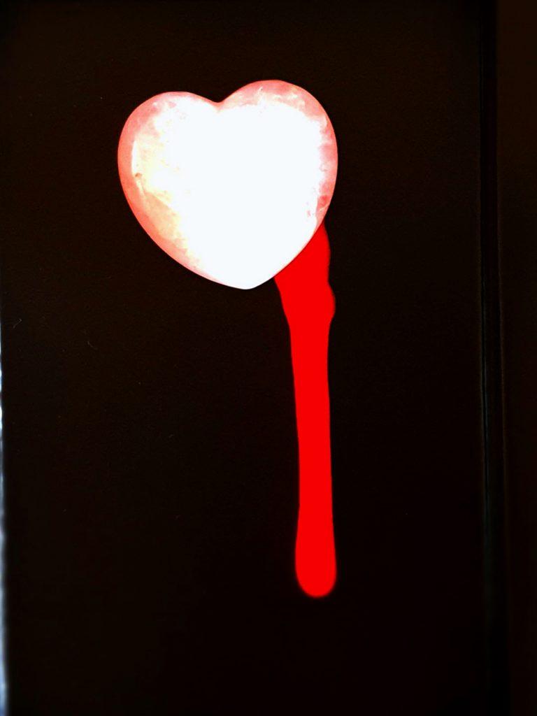 Zeitgenössische Kunst Stuttgart Karlo Grados modern art gesellschaftskritik human rights love is love